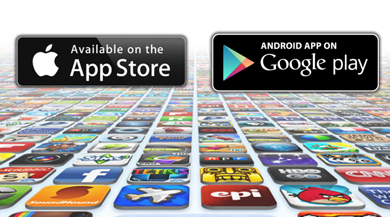 application-android-googleplaystore-vs-apple-appstore